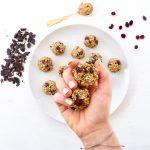Energy Balls: Erdnussbutter-Schoko