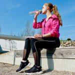 Stay hydrated: optimale Flüssigkeitsversorgung im Sport