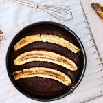 Saftiger Schoko-Bananen-Kuchen