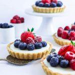 Beeren-Joghurt-Tartelettes