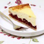 Saftiger Früchte-Cheesecake